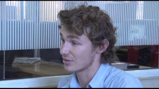 UK student professes his love for Swahili