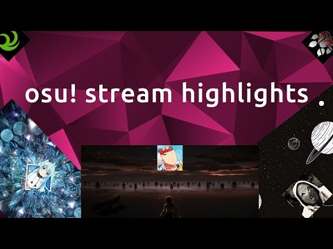 osu! Livestream Highlights   Rafis Godmode! Rohulk Farming! Azer Predicting Future!