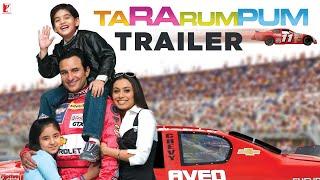 Ta Ra Rum Pum | Official Trailer | Saif Ali Khan | Rani Mukerji | Jaaved Jaafery