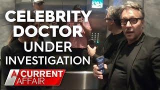 Celebrity surgeon William Mooney under investigation after patient deaths | A Current Affair