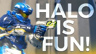 Halo 5 is Fun Again!