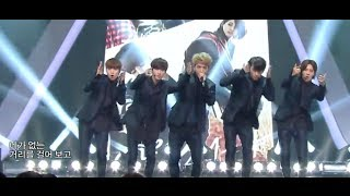 [HOT] B1A4 - Lonely, 비원에이포 - 론리(없구나), Show Music core 20140201