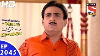 Taarak Mehta Ka Ooltah Chashmah - तारक मेहता - Episode 2045 - 12th October, 2016