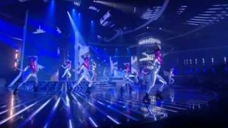 The Final 16 sing What A Feeling - The X Factor Live Final (Full Version)
