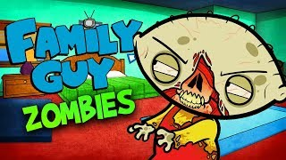 Family Guy Zombie Invasion (Call of Duty Zombies)