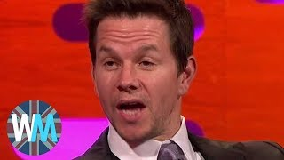 Top 10 Awkward Celebrity Chat Show Interviews