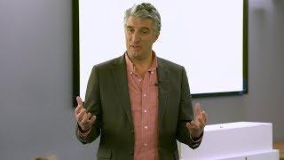 "Hugo Jellett: ""A Midlife Crisis In Disguise"" | Talks at Google"