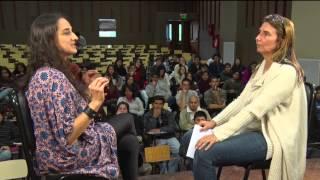 Entrevistas en el aula -  Bárbara Sarasola Day (1/3)