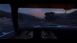 Eagles - Hotel California Music Video (Grand Theft Auto Five)