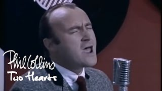 Phil Collins  Two Hearts Official Music Video