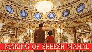Prem Ratan Dhan Payo | The Making of Sheesh Mahal | Salman Khan & Sooraj Barjatya