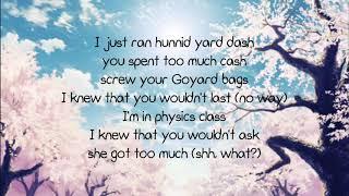 GHOST - Jaden Smith |Lyrics|