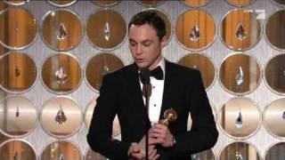 Jim Parsons  - Golden Globes Awards 2011