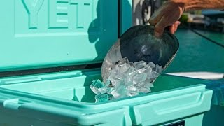 Yeti Coolers- How To Keep Your Ice MUCH Longer