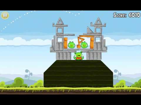 Xxx Mp4 Official Angry Birds Walkthrough For Theme 4 Levels 16 21 3gp Sex