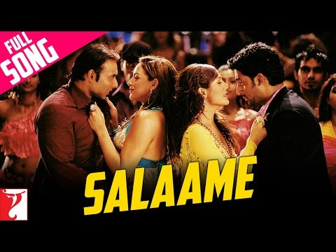 Salaame - Full Song - Dhoom