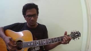 How To Play Nilaave Vaa   Guitar Lesson   Isaac Thayil   Ilayaraja   Mouna Ragam   part-2