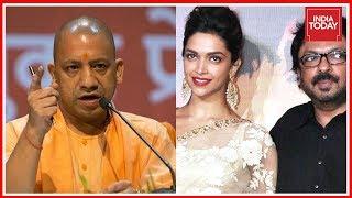 Yogi Adityanath Backs Threats Against Deepika Padukone & Bhansali