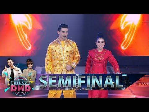 Baru Mulai Udah Panas! Ayu Ting Ting feat Beniqno [POKOKE JOGET] - Semifinal Kilau DMD (222)