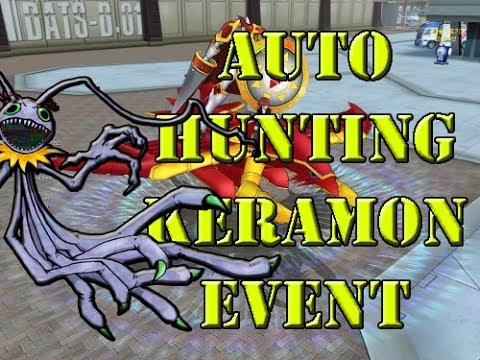 DMO NEW EVENT AUTO SEARCH AND AUTO KILL KERAMON CRAFTMAN WITH RIDING MODE