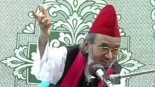 Spiritual Speech by Asiqur Rasool Bilalisha Zuhoori Kibla (Part- 3)
