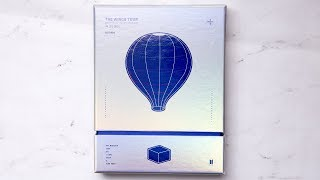Unboxing | BTS - 2017 LIVE TRILOGY EPISODE III THE WINGS TOUR in Seoul (Blu-ray)
