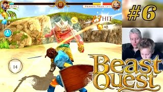 Let's Play Beast Quest - Part 6 - Sepron Defeated