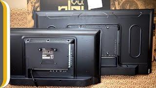 Vu 80cm (32) & 102cm (40) Full HD LED TV UNBOXING & REVIEW