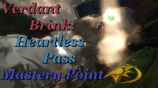 Guild Wars 2 - Verdant Brink: Heartless Pass - Mastery Point