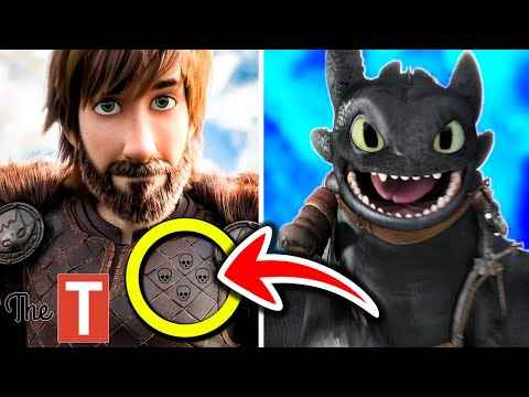 10 dark secrets hidden in how to train your dragon 3 the hidden world ccuart Image collections