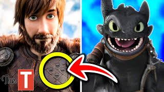 10 Dark Secrets Hidden In How To Train Your Dragon 3 - The Hidden World