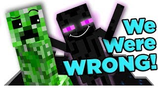 Minecraft's Enderman Are NOT What We Thought! | The SCIENCE!... of Minecraft