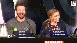 Captain America The Winter Soldier Cast Think He Needs Porn