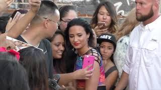 When Demi Lovato Goes Out in Public