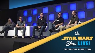 EA Star Wars Panel | Star Wars Celebration Europe 2016