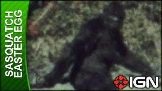 Assassin's Creed 3 - Sasquatch Easter Egg