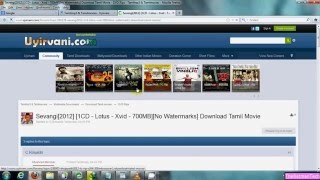 How to download latest tamil movies free download