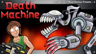 Brandon's Cult Movie Reviews: Death Machine