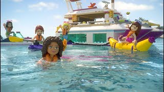 The perfect Summer day – LEGO Friends - Mini Movie