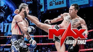 MAX Muay Thai Ultimate Fights February 18th, 2018