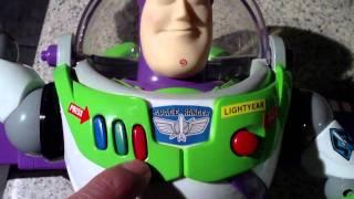 Disney store Spanish speaking Buzz Lightyear