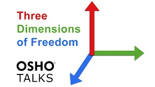 OSHO: The Three Dimensions of Freedom (Preview)