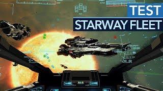Starway Fleet im Test - Ein bisschen Wing Commander für 10 Euro