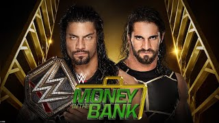 WWE MONEY IN THE BANK 2016 ORAKEL - WWE TITLE: Roman Reigns vs. Seth Rollins | Let's Play WWE 2K16