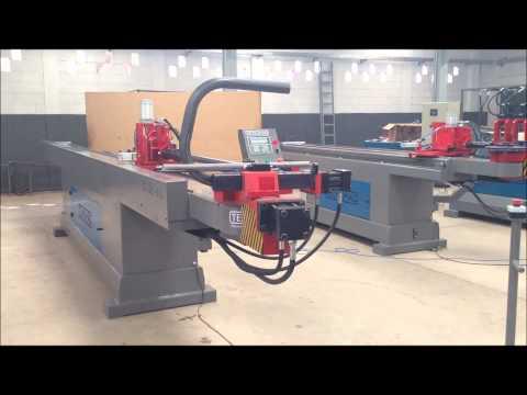 TECNOMAQ CURVADORAS Curvadora de tubos 3D 2 polegadas TM TH 50 3D