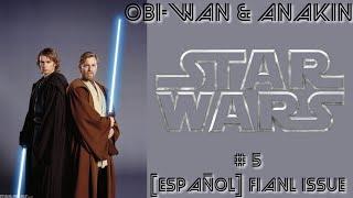 OBI-WAN & ANAKIN # 5 [ESP] 2016 FIANL ISSUE