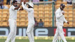 India vs Australia, 3rd Test, Day 3 Full Highlights 2017.