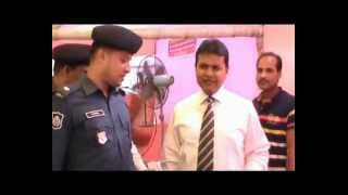 Savar Police  Program Footage 21 11 15