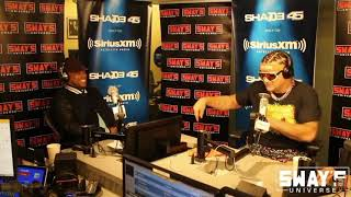 RiffRaff freestyles with Neil Degrasse Tyson on Sway In The Morning
