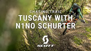 Chasing Trail Ep.26 - Tuscany w/ Nino Schurter